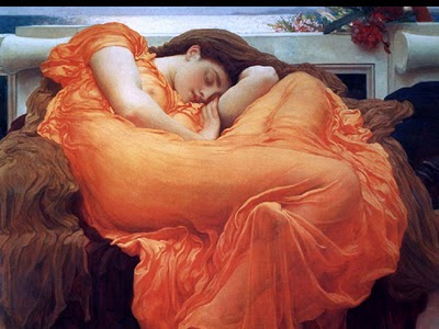 Watercolour_Beautiful_Woman_Was_Sleeping